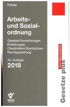 Arbeits- und Sozialordnung   Kittner, Michael