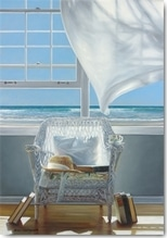 Karen Hollingsworth, Sundrenched, Leinwandkomplettbild