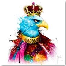 Patrice Murciano, Aigle Royal, Plexiglasbild