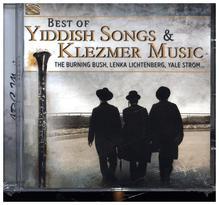 Best of Yiddish Songs & Klezmer Music, 1 Audio-CD   Various