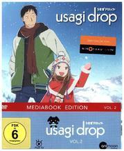 Usagi Drop. Vol.2, 1 DVD (Limited Mediabook)