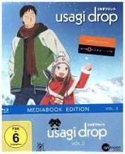 Usagi Drop. Vol.2, 1 Blu-ray (Limited Mediabook)