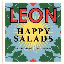 LEON Happy Salads | Baxter, Jane; Vincent, John
