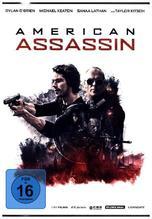 American Assassin, 1 DVD