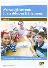 Werkzeugkiste zum Stressabbauen & Entspannen | Land-Kistenich, Helga