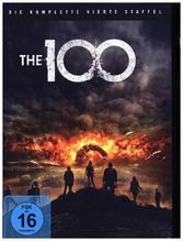 The 100. Staffel.4, 3 DVDs
