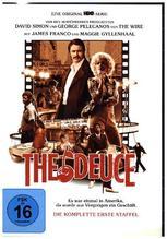 The Deuce. Staffel.1, 3 DVDs