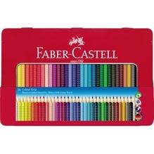Faber-Castell Farbstift Colour GRIP 112435 3mm sortiert 36 St./Pack.