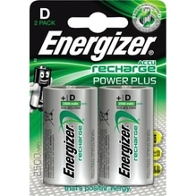 Energizer Akku Power Plus D E300322000 Mono HR20 NH50 2500