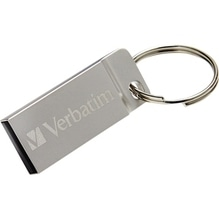 Verbatim USB-Stick Metal Executive 98748 USB 2.0 16GB silber