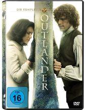 Outlander. Season.3, 5 DVDs