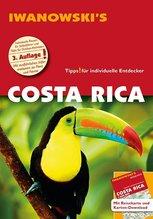 Iwanowski's Costa Rica, m. 1 Karte | Fuchs, Jochen