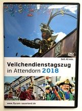 DVD Veilchendienstagszug in Attendorn 2018