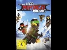 The Lego Ninjago Movie, 1 DVD