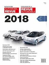 Katalog der Automobil-Revue 2018. Catalogue de la Revue Automobile
