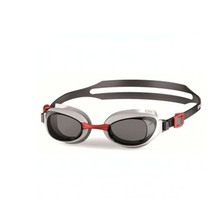 SPEEDO AQUAPURE GOG AU RED/SMOKE