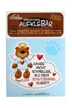 AufkleBÄR EngelBÄRt