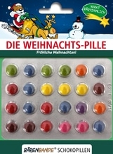Die Weihnachtspille (36,88 EUR / 100g)