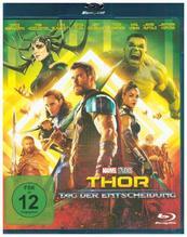 Thor: Tag der Entscheidung, 1 Blu-ray