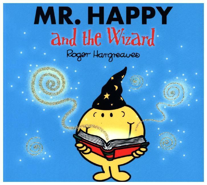 Mr. Happy and the Wizard | Hargreaves, Roger