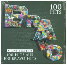 Bravo 100 Hits - Das Beste aus 100 Bravo Hits, 5 Audio-CDs   Various