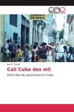 Cali Cuba dos mil   Conde, Juan F.