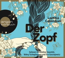 Der Zopf, 4 Audio-CDs | Colombani, Laetitia
