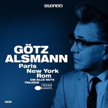 Paris - New York - Rom, 3 Audio-CDs | Alsmann,, Götz