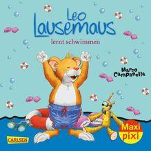 Leo Lausemaus lernt schwimmen | Casalis, Anna; Campanella, Marco