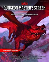 Dungeon Master's Screen - Deutsche Ausgabe | Mearls, Mike