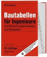 Schneider - Bautabellen für Ingenieure | Schneider, Klaus-Jürgen