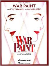 War Paint, Piano, Vocal and Guitar | Frankel, Scott; Korie, Michael