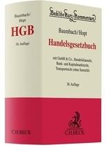 Handelsgesetzbuch (HGB), Kommentar | Baumbach, Adolf; Hopt, Klaus J.