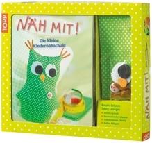 TOPP Kreativ-Set Näh Mit! Das Näh-ABC für Kids zum Sofort-Loslegen!