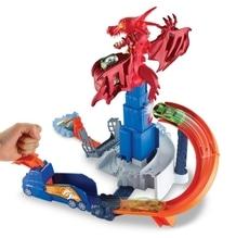Mattel Hot Wheels Dragon Smash-Showdown