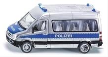 SIKU 2313 Super Polizei Mannschaftswagen 1:50