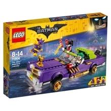 The LEGO® Batman Movie? 70906 Jokers berüchtigter Lowrider, 433 Teile