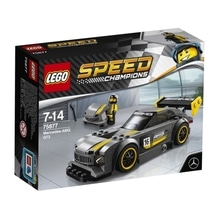 LEGO® Speed Champions 75877 Speed Mercedes-AMG GT3, 196 Teile