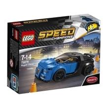 LEGO® Speed Champions 75878 Speed Bugatti Chiron, 181 Teile