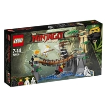 THE LEGO® NINJAGO® Movie? 70608 Meister Wu's Wasser-Fall, 312 Teile