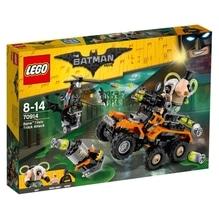 The LEGO® Batman Movie? 70914 Der Gifttruck von Bane?, 366 Teile