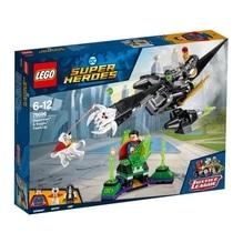 LEGO® DC Comics? Super Heroes 76096 Superman? & Krypto? Team-Up, 199 Teile, 199