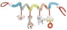 Kinderwagenkette / Bettchenspielzeug