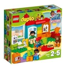 LEGO® DUPLO® 10833 Vorschule, 39 Teile