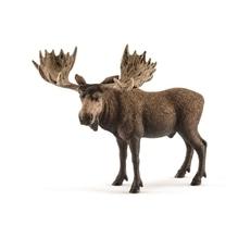 Schleich Wild Life 14781 Elch Bulle