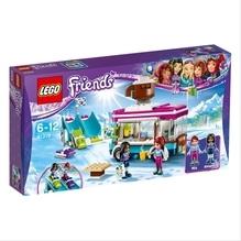 LEGO® Friends 41319 Kakaowaagen am Wintersportort, 246 Teile