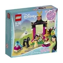 LEGO® Disney Princess? 41151 Mulans Training, 104 Teile
