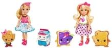Mattel Barbie Chelsea & 2 süße Freunde Sortiment