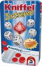 Schmidt Spiele Kniffel® Extreme Mitbringspiel in der Metalldose
