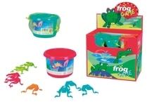 Frosch-Hüpfspiel, 2-sort.